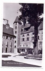 CH 2000 NEUCHATEL NE, Cour du chateau 0