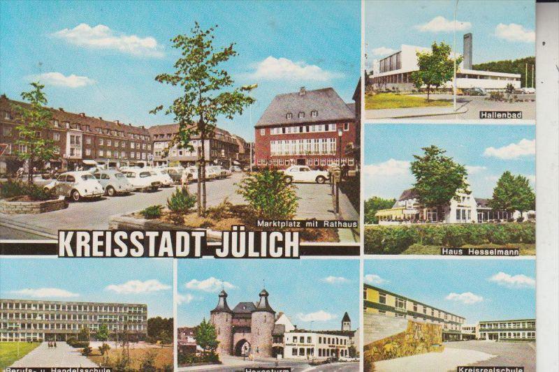 5170 JÜLICH, Mehrbildkarte