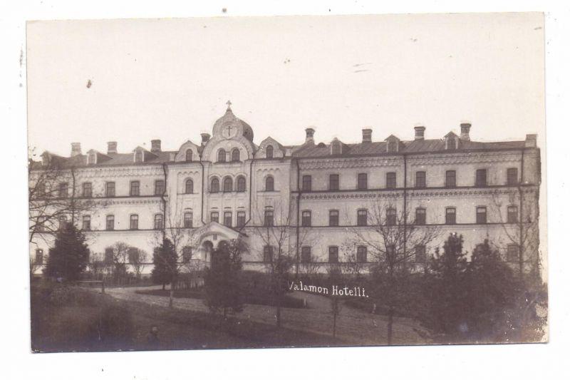 SUOMI - KARELIEN, Walaam, Valamon Hotelli, Photo-AK
