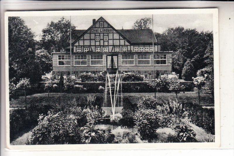 4934 horn bad meinberg hotel pension drei linden 1954 nr 287902237 oldthing. Black Bedroom Furniture Sets. Home Design Ideas
