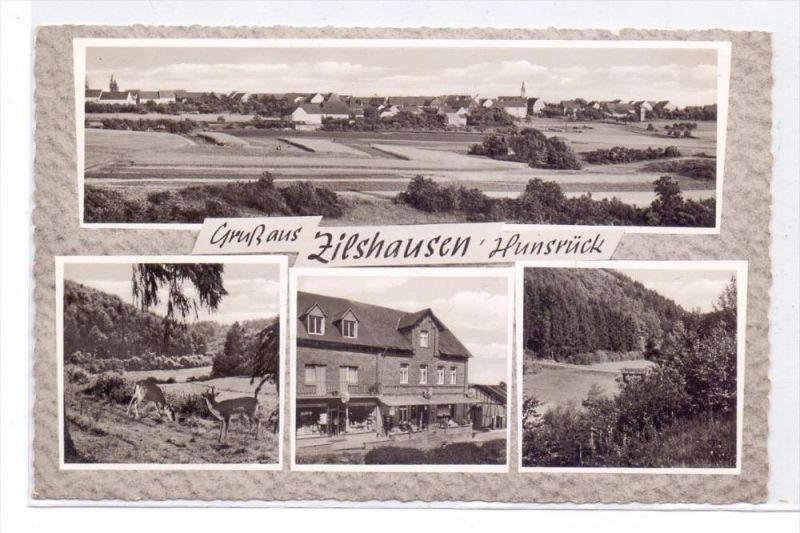 5448 KASTELLAUN - ZILSHAUSEN, Gasthaus Fritz Kelter