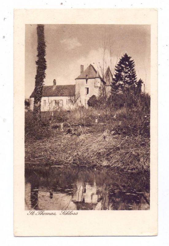 5524 SANKT THOMAS, Schloss, 1915