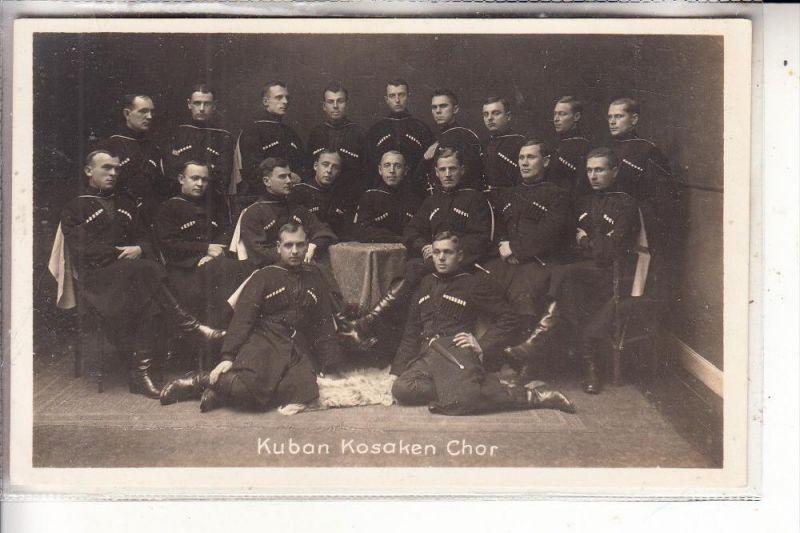 MUSIK / MUSIC - Kuban Kosaken Chor