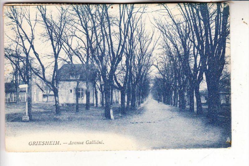 6103 GRIESHEIM, Avenue Gallieni
