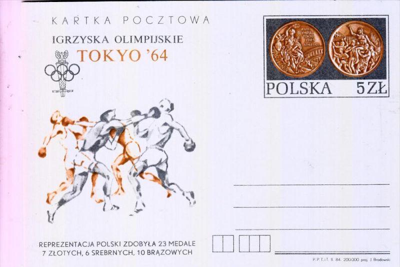 SPORT - BOXEN - GA Polen Olympia 1964