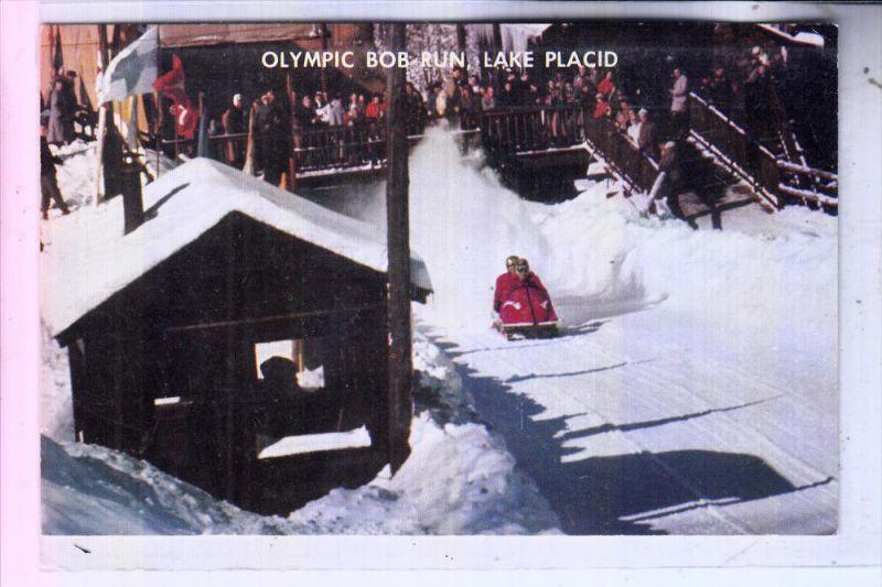 WINTERSPORT - BOB - Olympic Bob Run Lake Placid