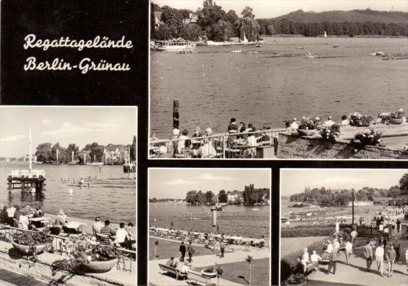 SPORT - RUDERN, Berlin-Grünau, Regattagelände