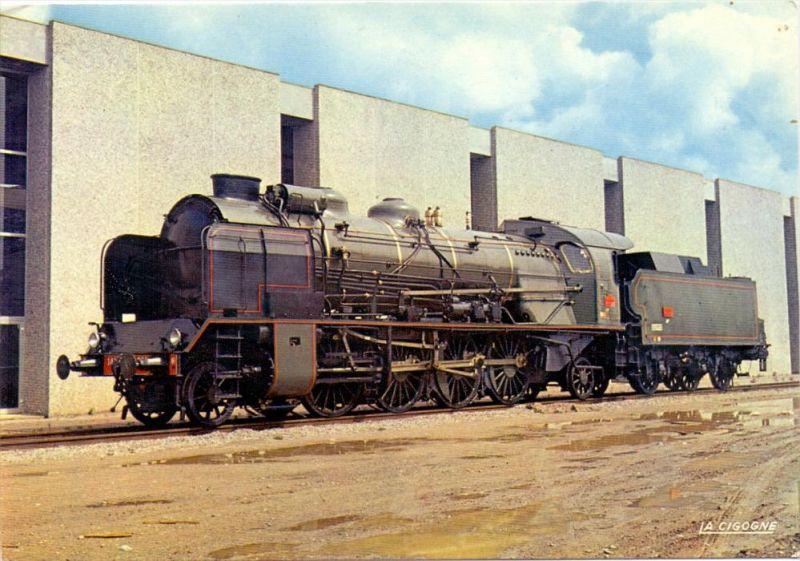 EISENBAHN / Railway / Chemin de Fer / Ferrocarril / Ferrovia / Spoorweg - Musee Francais de Chemin de Fer, Locomotive 5