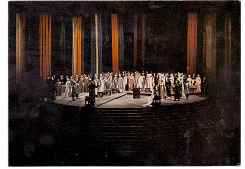MUSIK / MUSIC - OPER, RICHARD WAGNER, Bayreuther Festspiele 1974, Tannhäuser 2.Akt