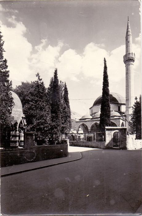 ISLAM - MOSTAR - Mosque
