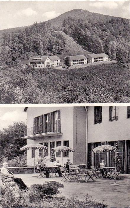 5330 KÖNIGSWINTER - ROSENAU, Bergmann-Erholungsheim