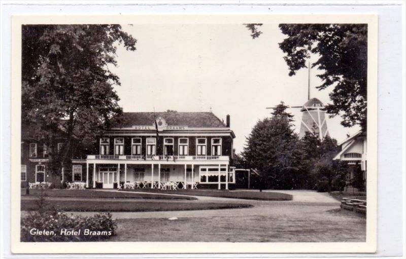 NL - DRENTHE - GIETEN, Hotel Braams