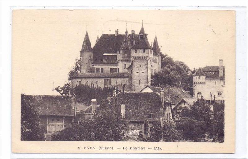 CH 1260 NYON, La Chateau