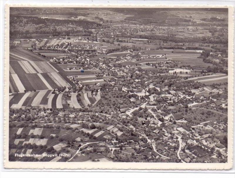CH 4914 ROGGWIL, Flugaufnahme, 1954
