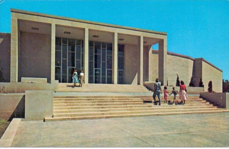 BIBLIOTHEK / LIBRARY - Harry S. Truman Library, Independence Missouri