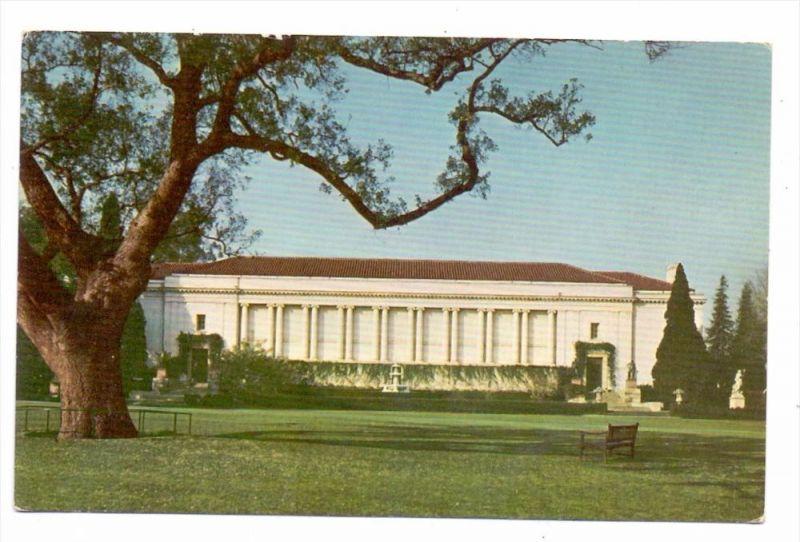 BIBLIOTHEK / LIBRARY - Henry E. Huntington Library, San Marina California