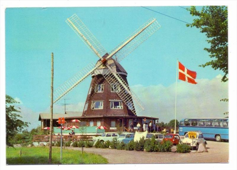 MÜHLE - WINDMÜHLE / Mill / Molen / Moulin - TAASINGE / DK, Restaurant Bregninge Molle