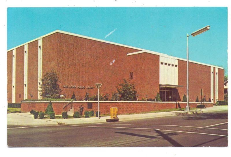 BIBLIOTHEK - FAIR LAWN, New Jersey, Public Library