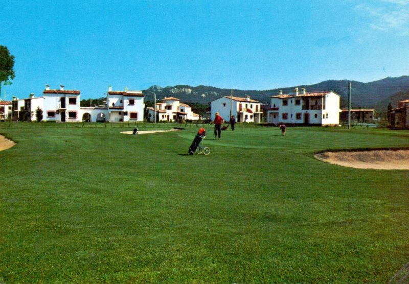 SPORT - GOLF - Golf Club Costa Brava, Santa Cristina de Aro