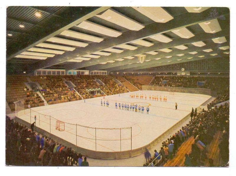 SPORT - EISHOCKEY, Garmisch-Partenkirchen, Olympia-Eisstadion