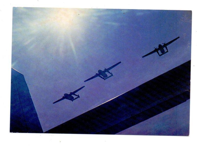 MILITÄR - BUNDESWEHR, Noratlas Transportflugzeuge