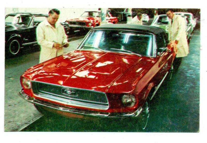 AUTO - FORD MUSTANG, Dearborn