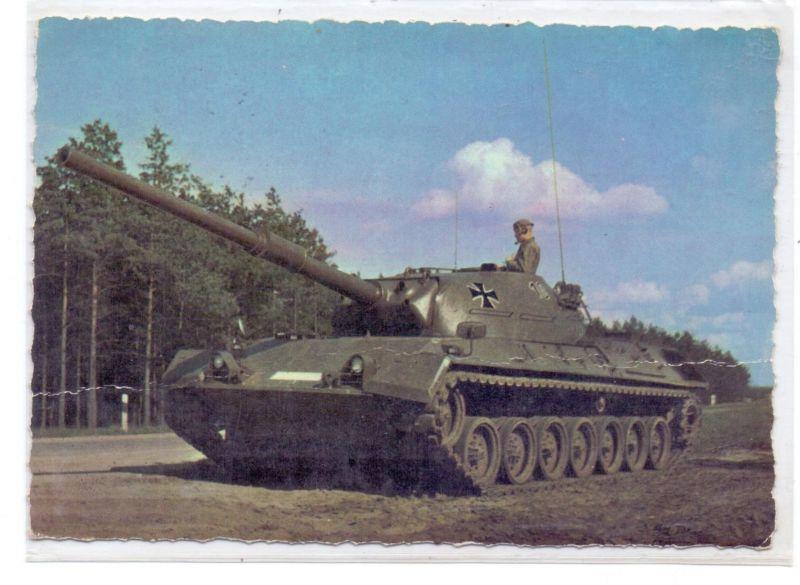 MILITÄR - BUNDESWEHR, Standardpanzer / Tank / Chars, 1967