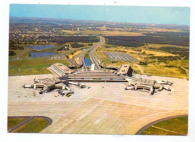 FLUGHAFEN / AIRPORT - KÖLN (COLOGNE) - BONN, Luftaufnahme