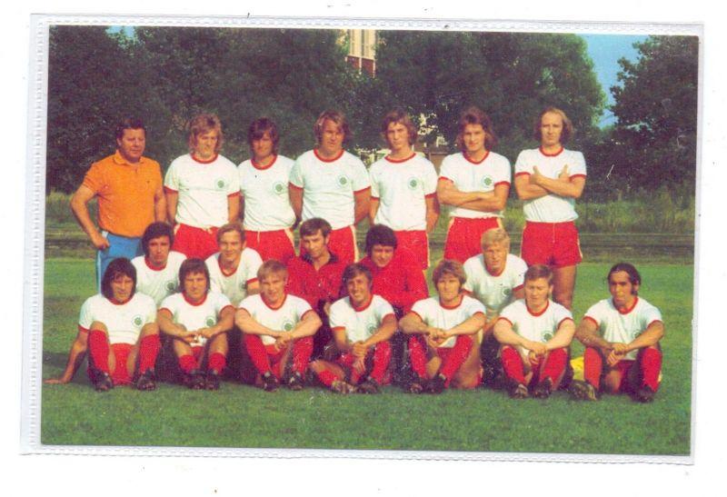SPORT - FUSSBALL- ROT - WEISS OBERHAUSEN, Mannschaft ,Brocker, Tenhagen Kobluhn