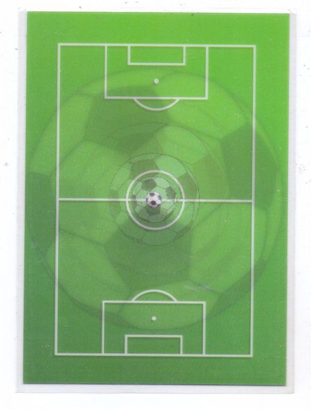 SPORT - FUSSBALL- Spielfeld / Fussball 3D