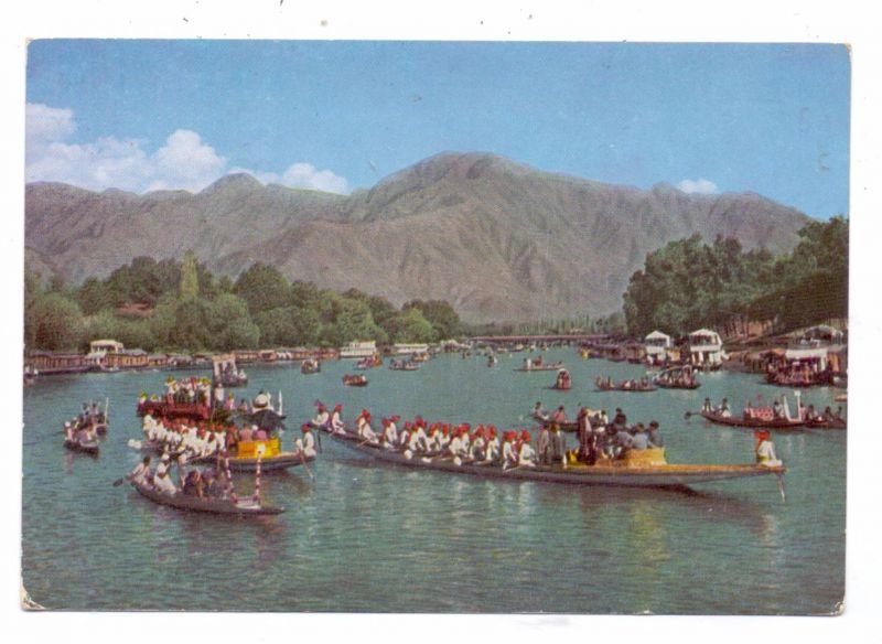 SPORT - RUDERN / Rowing - Regatta, Srinagar, Kashmir / India