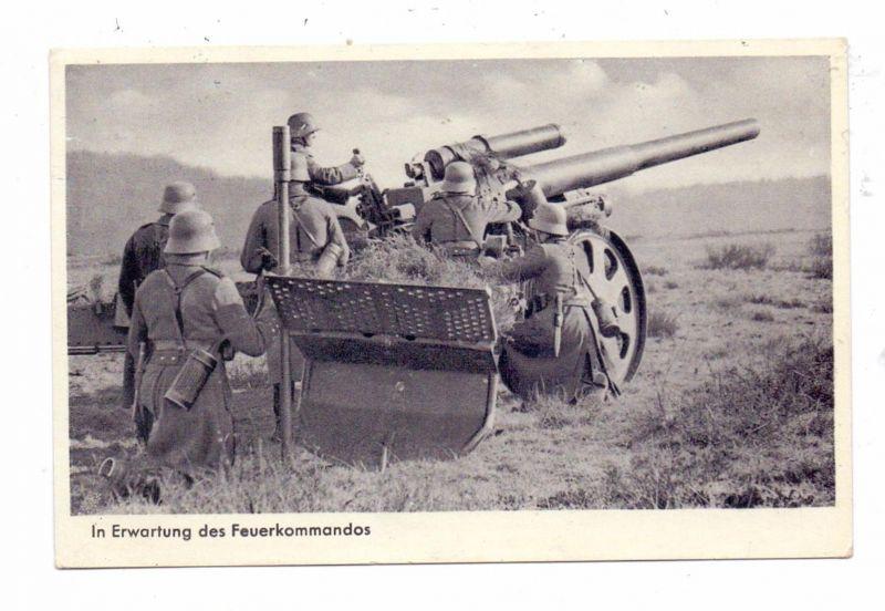 MILITÄR - 2.Weltkrieg, Wehrmacht, Artillerie