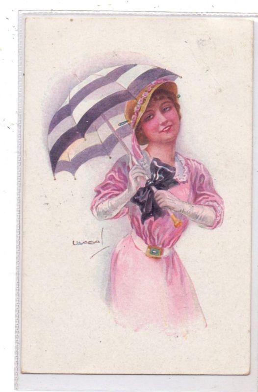 KÜNSTLER / ARTIST - USABAL, ERKAL 305/2, 1921