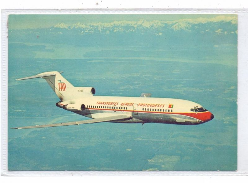 FLUGZEUGE / Airplanes - TAP PORTUGAL, BOEING 727