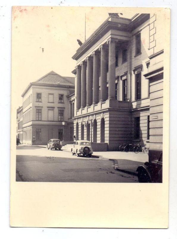 4150 KREFELD, Palais von der Leyen, heutiges Rathaus, Photo 18  x12,9 cm
