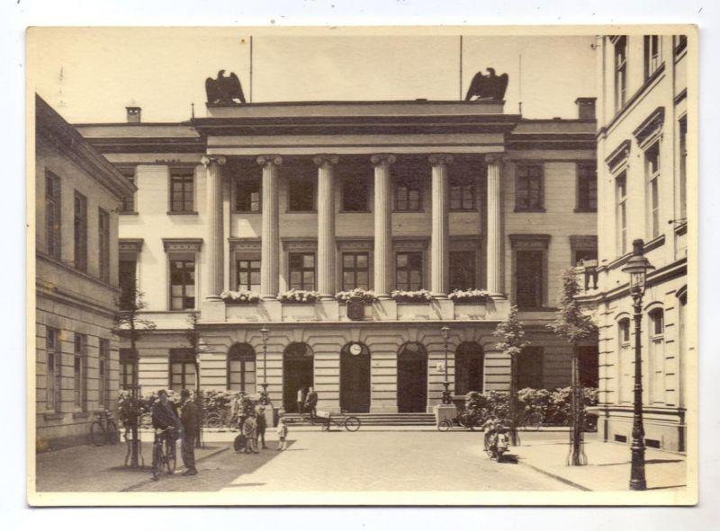 4150 KREFELD, Palais von der Leyen, heutiges Rathaus, Photo 17,3  x12,5 cm