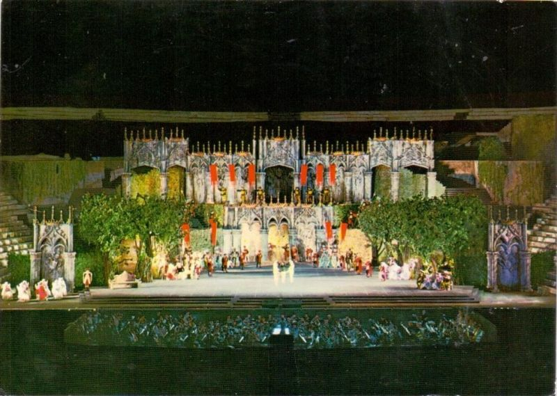 I 37000 VERONA, Opera, Il lago dei cigni 0