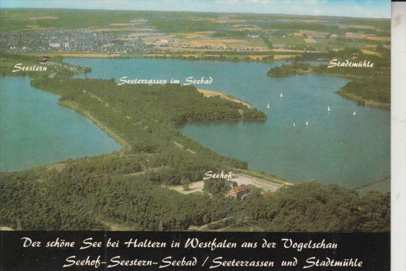 4358 HALTERN, Seehof, Luftaufnahme 0