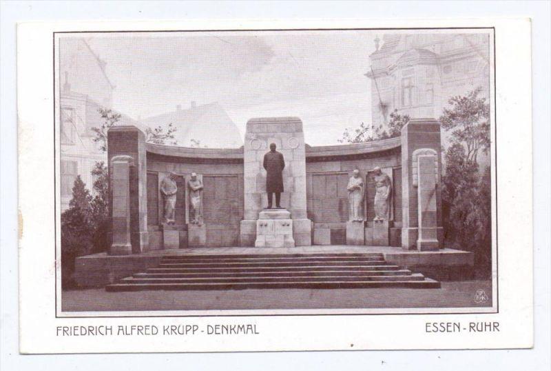4300 ESSEN, Friedrich Alfried Krupp - Denkmal 0
