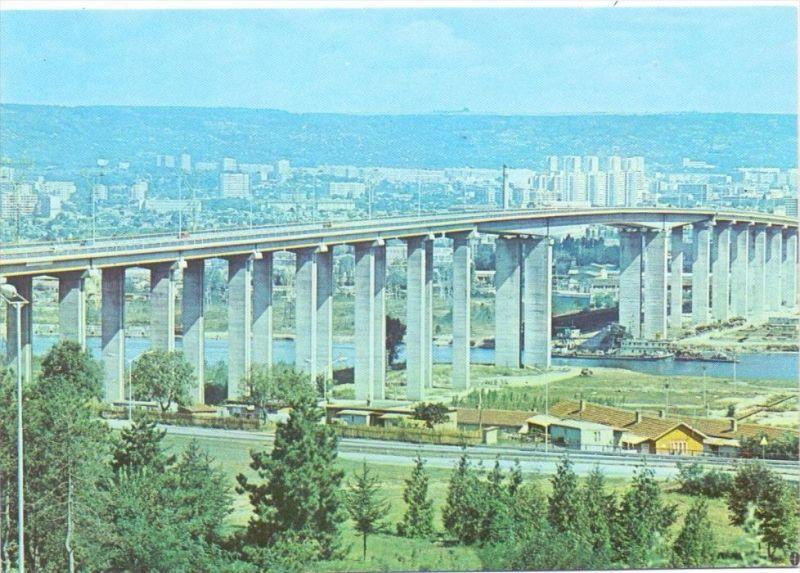 BRÜCKEN / Bridge / Pont - Asparouch bridge, Varna/BG