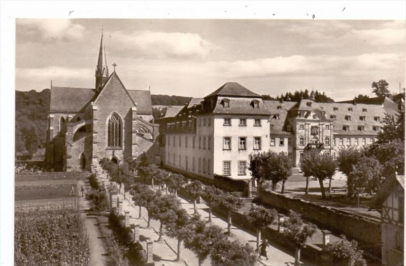 5238 Hachenburg Marienstatt Zisterzienser Abtei 1955