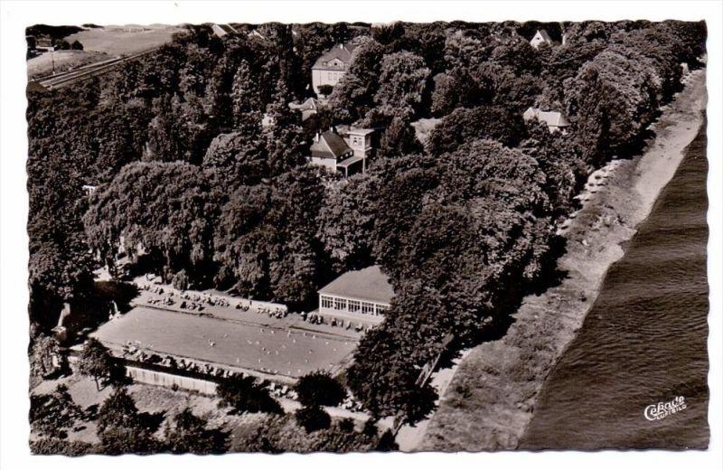 5484 BAD BREISIG, Luftaufnahme Thermalschwimmbad, 1959 0