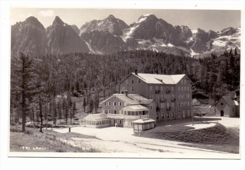 I 32043 CORTINA d'AMPEZZO, Tre Croci Pass, Gasthaus, Photo; Zardini 0