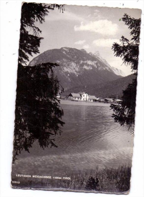 A 6105 LEUTASCH, Weidachsee 0