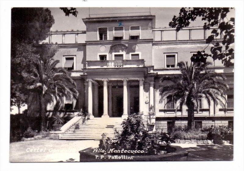 I 00073 CASTEL GANDOLFO, Villa Montecucco 0