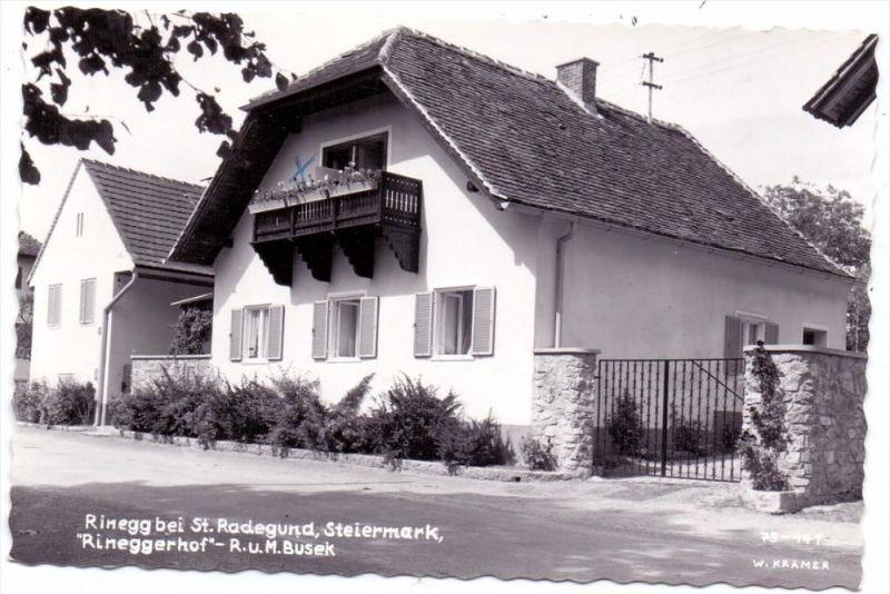 A 8853 RANTEN - RINEGG, Rineggerhof 0
