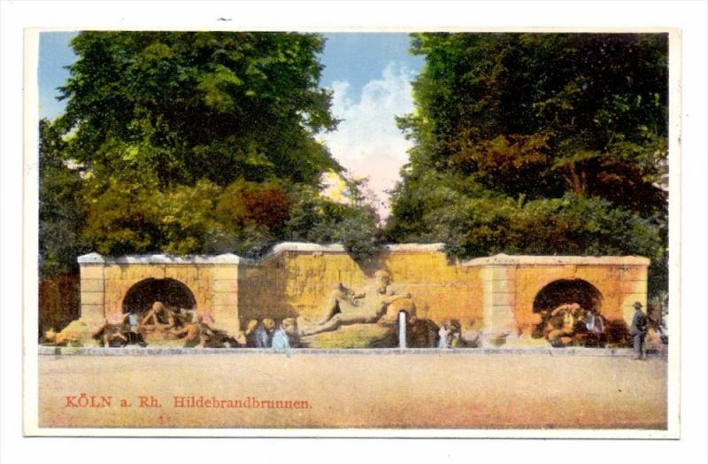 5000 KÖLN, Hildebrandbrunnen 0