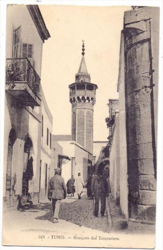 ISLAM - TUNIS - Mosque des Teinturiers