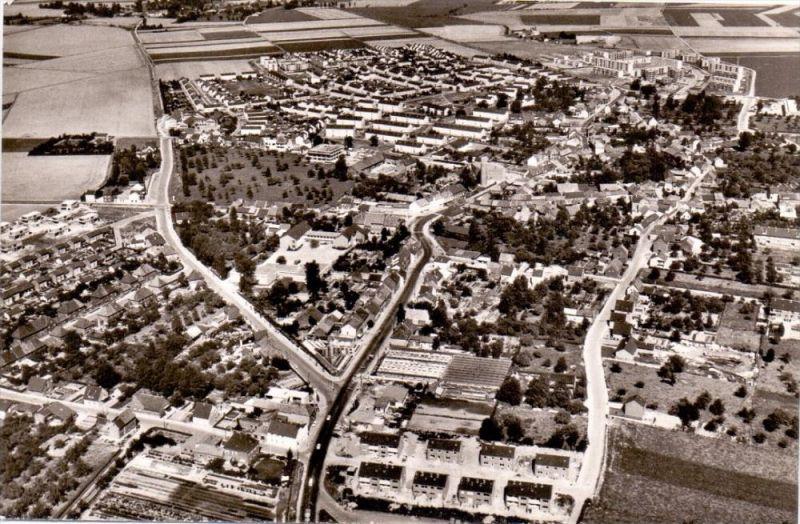 5112 BAESWEILER - SETTERICH, Luftaufnahme