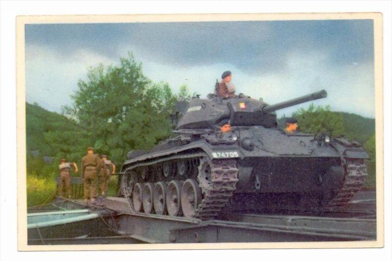 MILITÄR - Panzer / Tank / Chars - Shaffee M 24, Belgische Armee